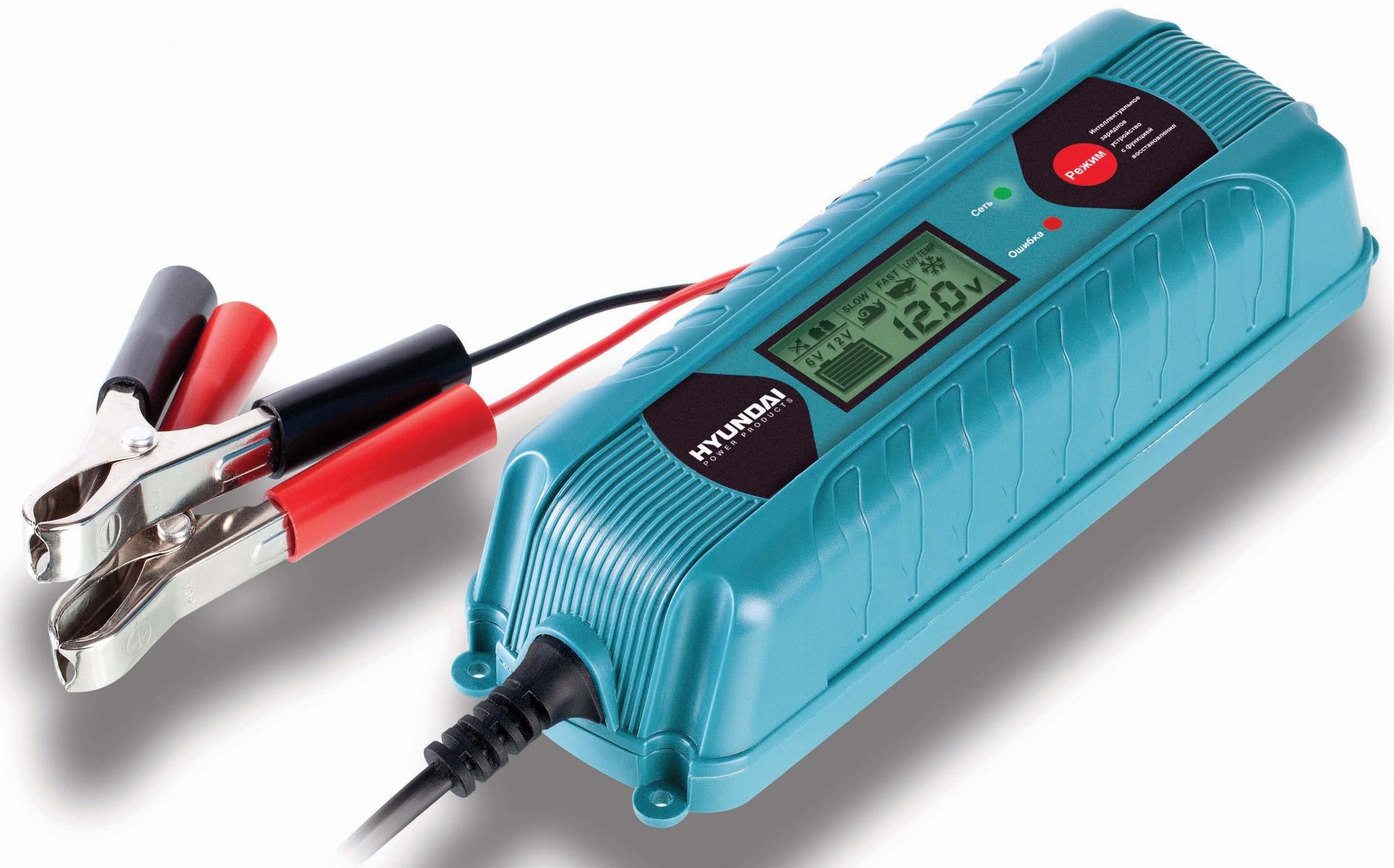 Зарядка для патомобильных аккумуляторов